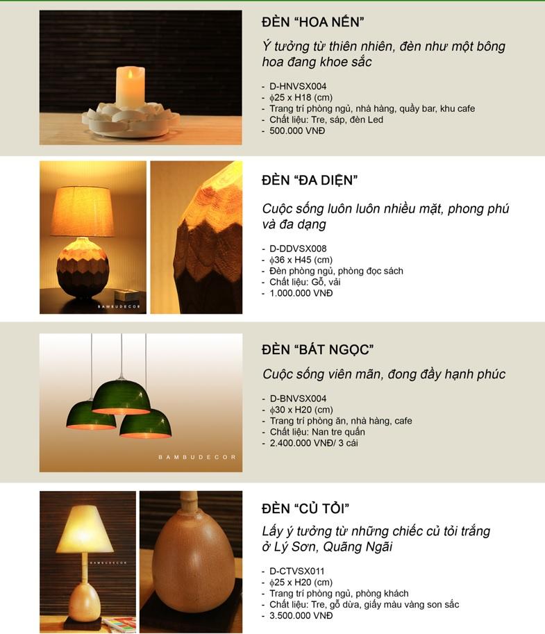 BB Decor Lamp