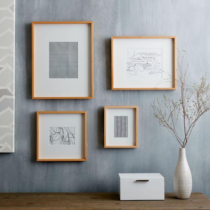thin-wood-gallery-frames-bamboo-o